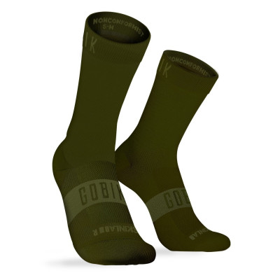 CALCETIN PURE UNISEX ARMY TSS