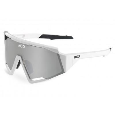 Gafas KOO Spectro WHITE / SILVER