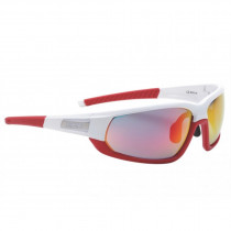 GAFAS ADAPT BSG-45 WHITE / RED