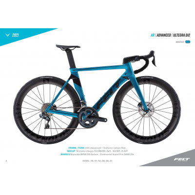 AR ADVANCED ULTEGRA DI2