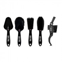 Muc-Off 5x Premium Brush...