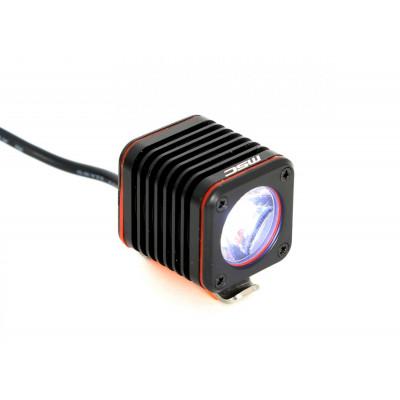 Luz Delantera MSC 450 Lumens 2X1500 MAH