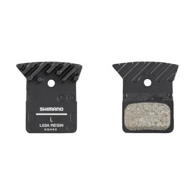 Pastillas Freno Resina L03A Incl Spring/Split Pin 1 pair