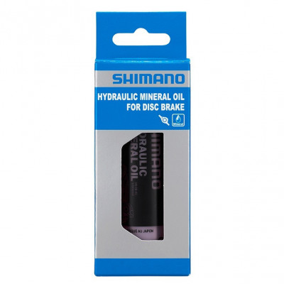 ACEITE MINERAL SHIMANO FRENO DISCO 100ML