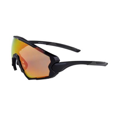 Gafas Eltin Full Oversize Negro y Antracita