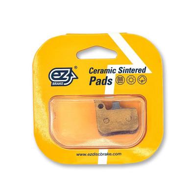 Pastillas de Frenos EZ BRAKE Ceramic Sintered Pads