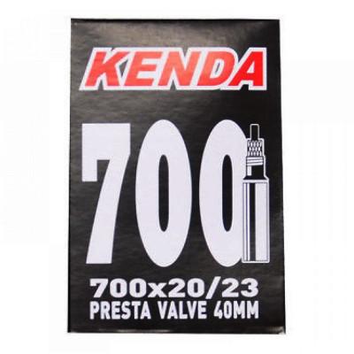 Cámara KENDA 700x20/23 Válvula Presta