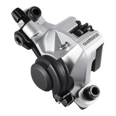 Pinza Del/Tras Shimano Mecánica M375 P. MOUNT Resina