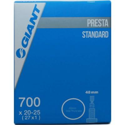 CAMARA GIANT 700X20-25 PV 48MM PRESTA STANDARD