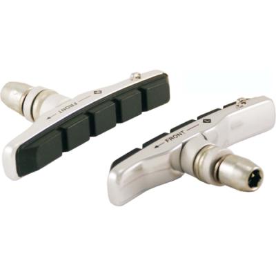 Jgo. Zapatas ''ALLIGATOR'' V-BRAKE MTB 72mm Intercambiables
