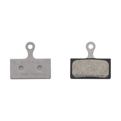 Pastillas Freno Resina G03S Incl Spring/Split Pin 1 pair
