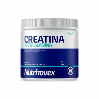 CREATINA + BETA ALANINA NUTINOVEX 250GR.