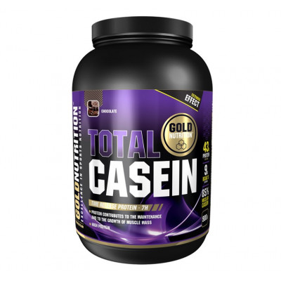 TOTAL CASEIN GOLD NUTRITION CHOCOLATE 900 GR