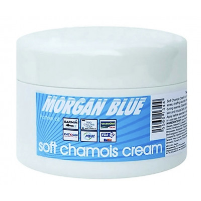 CREMA PARA BADANA MORGAN BLUE SOFT CHAMOIS CREAM 200 CC
