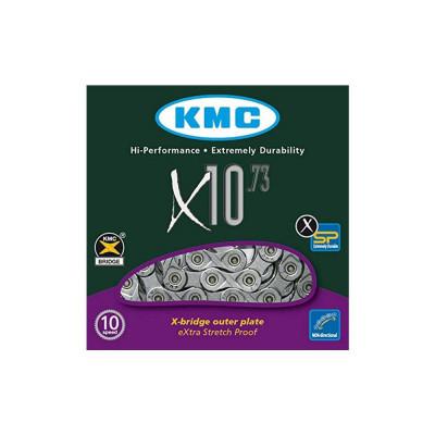 CADENA K.M.C. X-10-73 10V.GRIS
