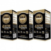 4 ACTIVE ELECTROLYTES GOLD...