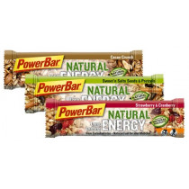 BARRITA POWERBAR NATURAL...