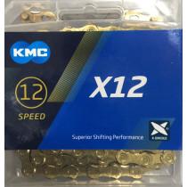 CADENA KMC X12 TI-N GOLD