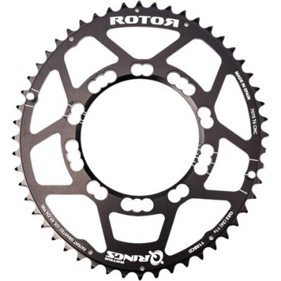 PLATO ROTOR Q46T BCD 110X5 OUTER BLACK