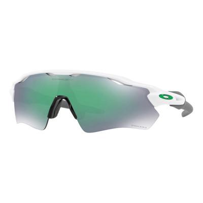 Gafas Oakley Radar EV Pitch Polished White con lentes Prizm Jade