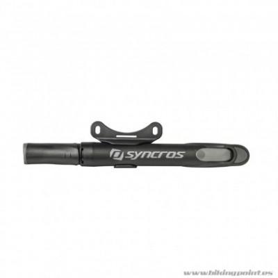 MINI-BOMBA PLASTIC SMP-02 BLACK