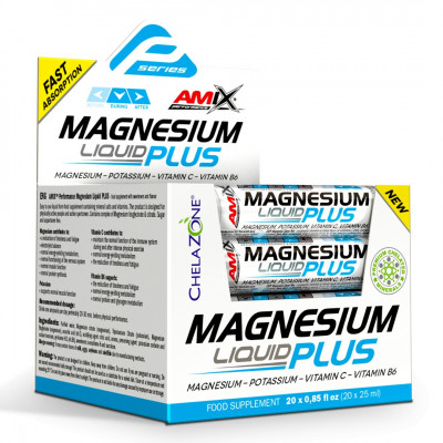 MAGNESIUM PLUS Liquid