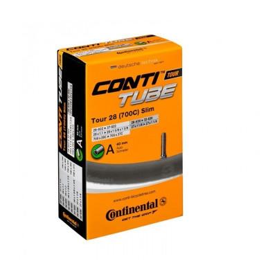 Cámara Continental 700x32-37-40 Válvula Schrader 40 mm