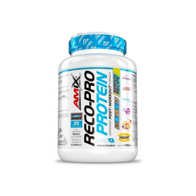 Reco-Pro Advanced Recovery Protein Shake 1000g