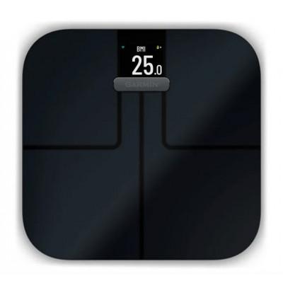 Báscula inteligente Garmin Index S2 negro